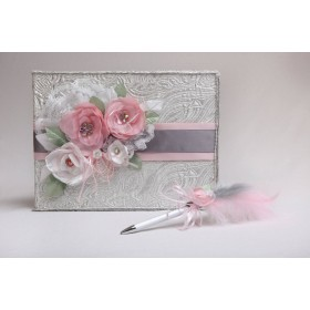 Guest book (GBW233) (Pink)